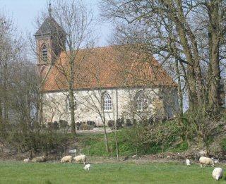 Dorkwerd kerk 2