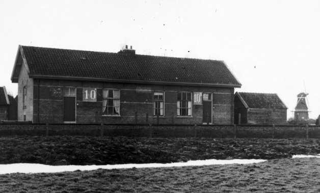 Station Adorp 1952
