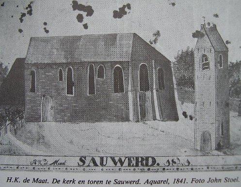 arch onderzoek kerk Sauwerd 006