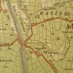 Omgeving Wierum 1905
