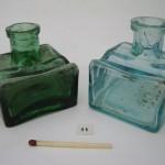 Inktpot, glas
